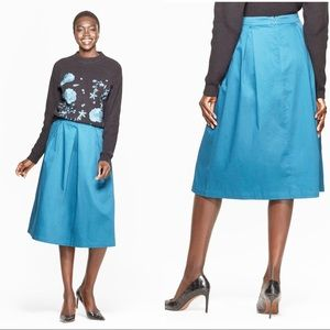 Who What Wear Midi Skirt NWT Size 4